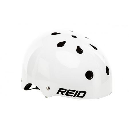 Casco clásico Reid Blanco